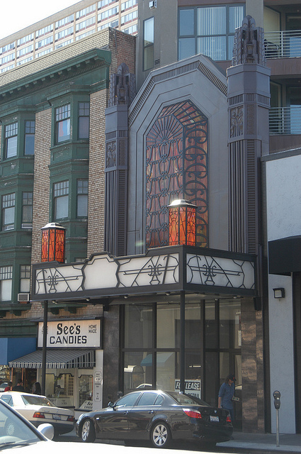 Polk St. Marque – San Francisco, California