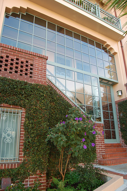 Custom Steel Windows – San Francisco, California